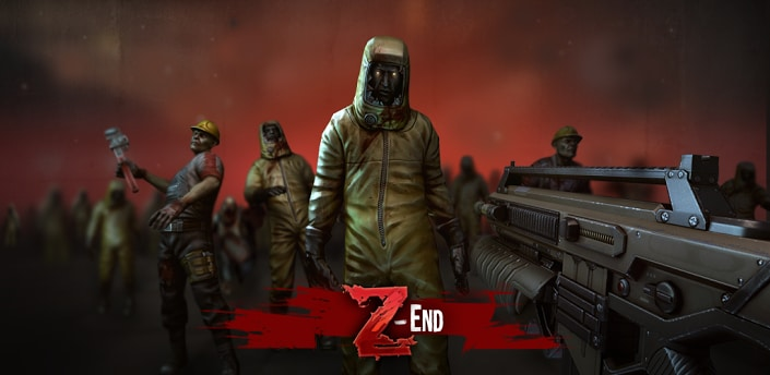 Z End World War header