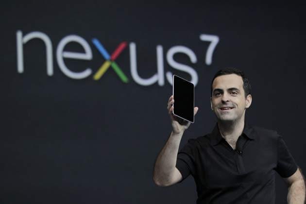 nexus 7 2012 barra