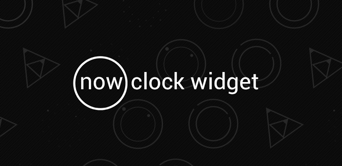 now-clock-widget