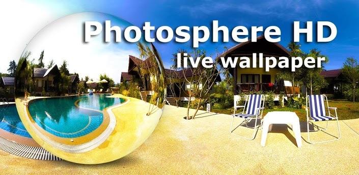 photosphere hd livewallpaper