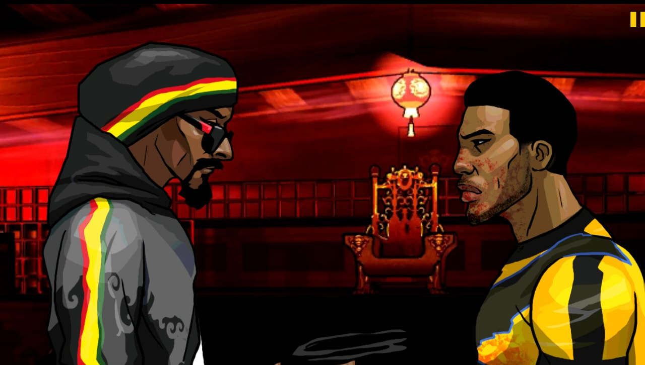 Snoop Dogg ci donerà una felpa di benvenuto nel clan.