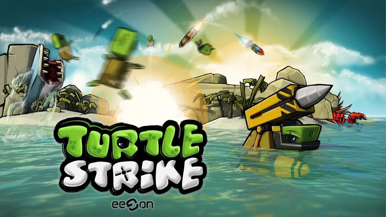 turtle strike header