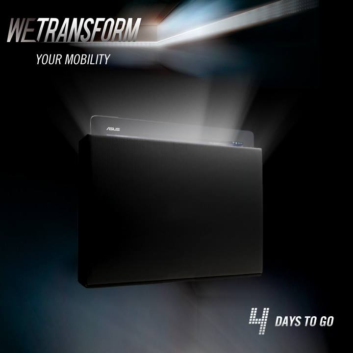Nuovo teaser ASUS