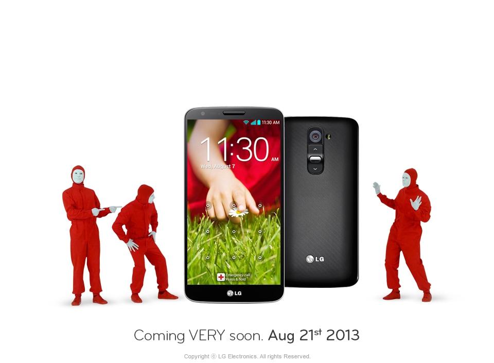 LG G2 Promo Video