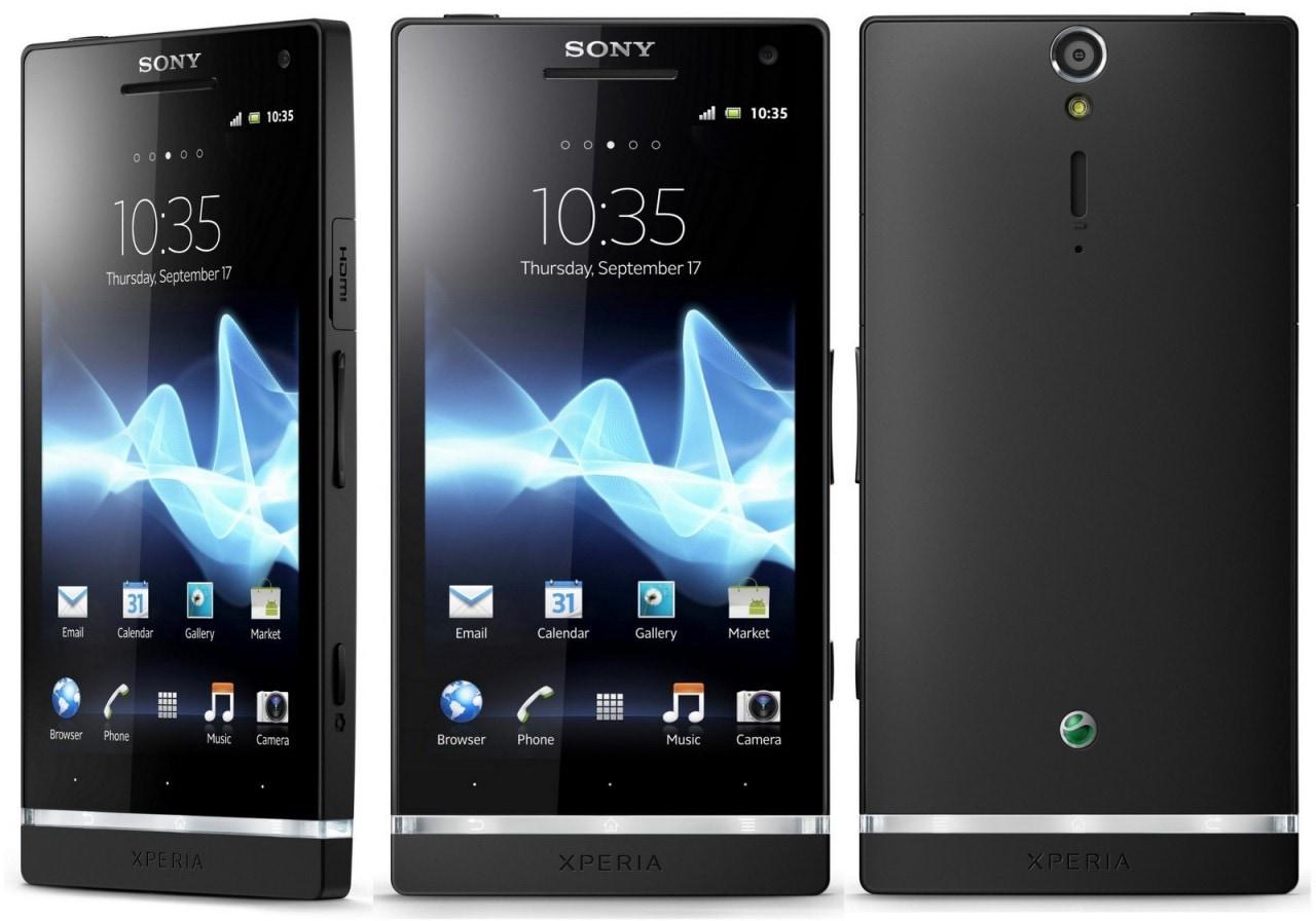 Sony Xperia S finale