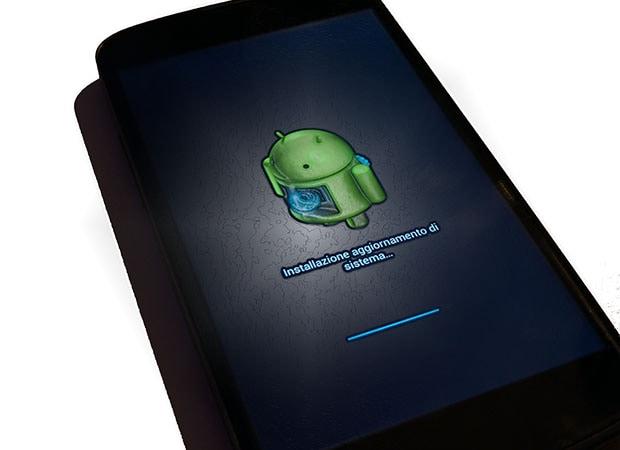 Come aggiornare smartphone e tablet Android