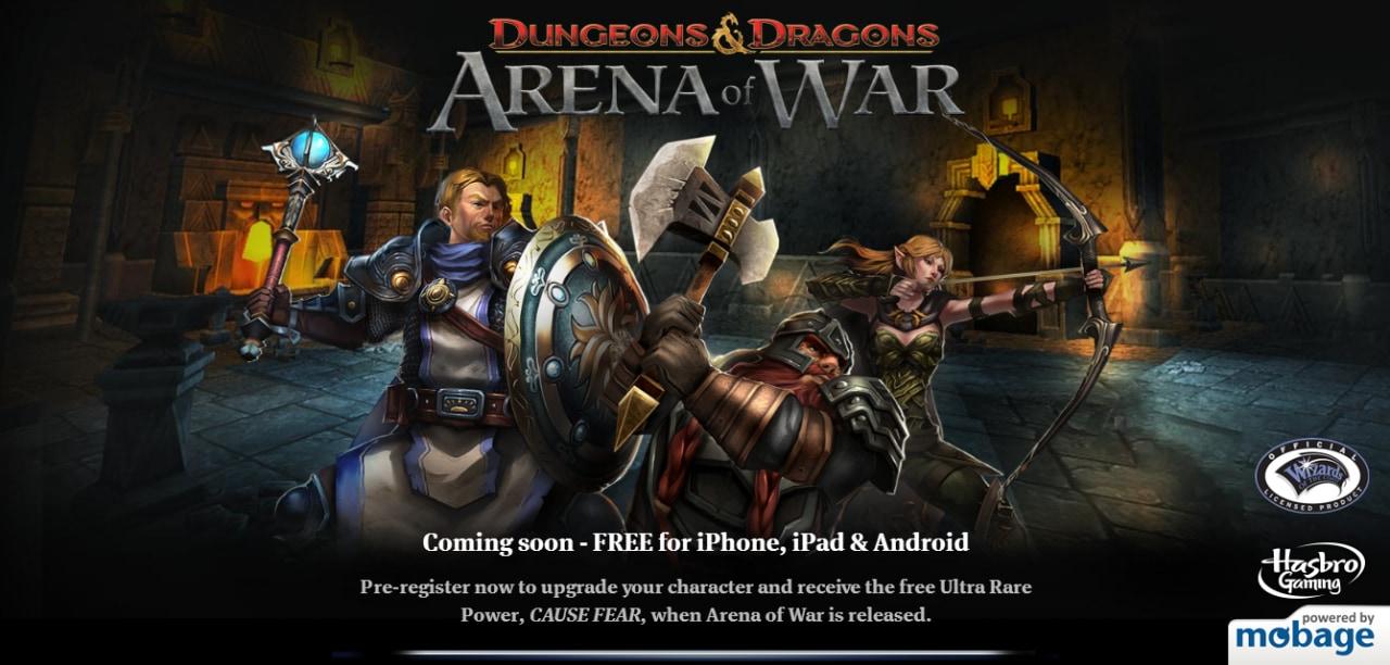 arena of war headers