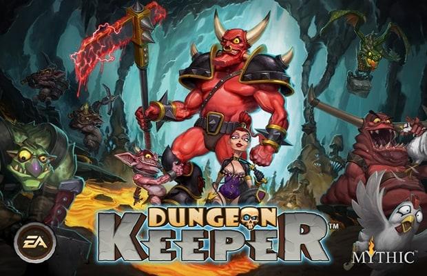 dungeon keeper header