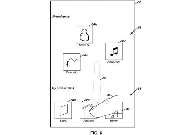 google-public-sharing-patent