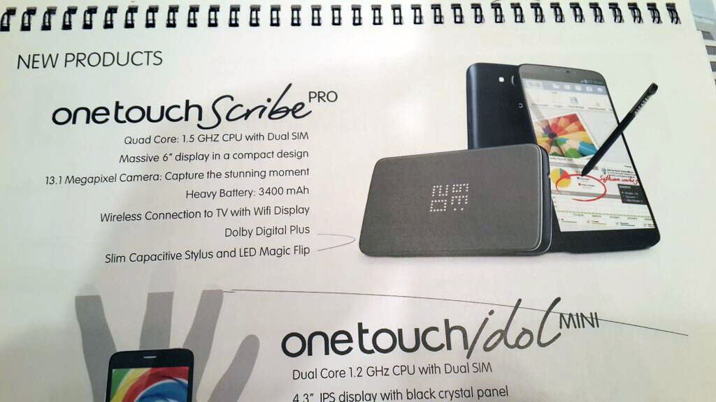 onetouch scribe pro
