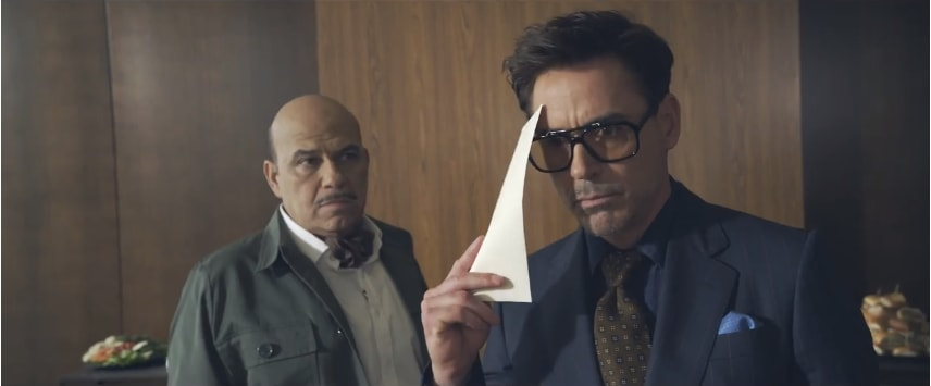 HTC pubblica un nuovo video teaser e finalmente compare Robert Downey Jr.
