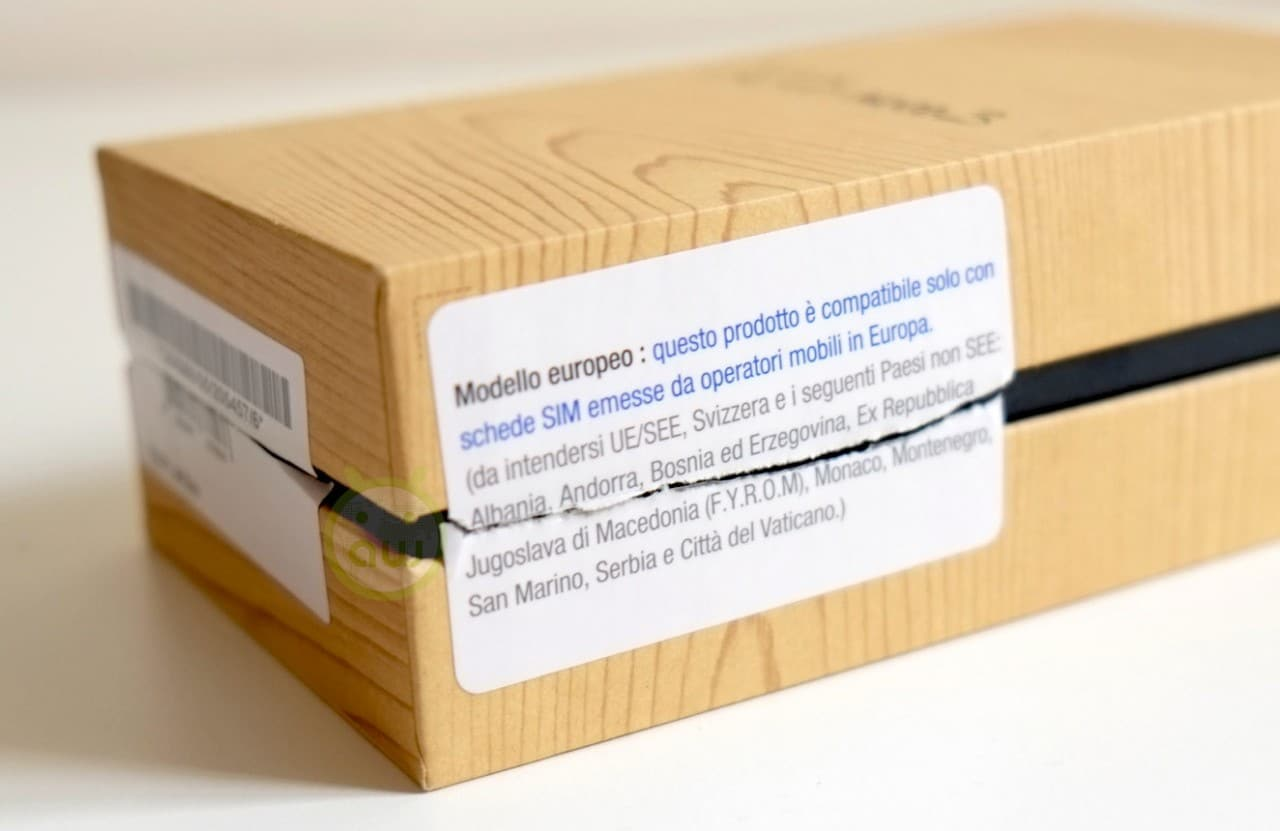 Blocco SIM Note 3