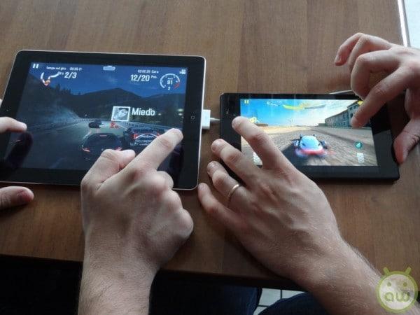 GT Racing 2 vs Asphalt 8 (1)