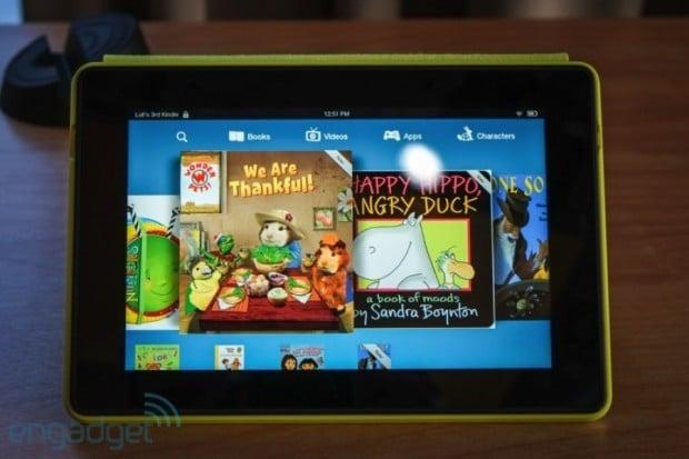 Kindle Fire HD 2013 - 1