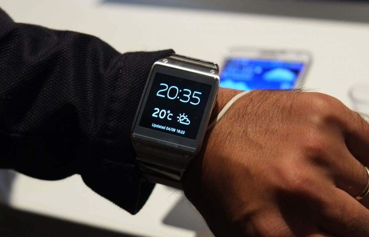Samsung Galaxy Gear 02