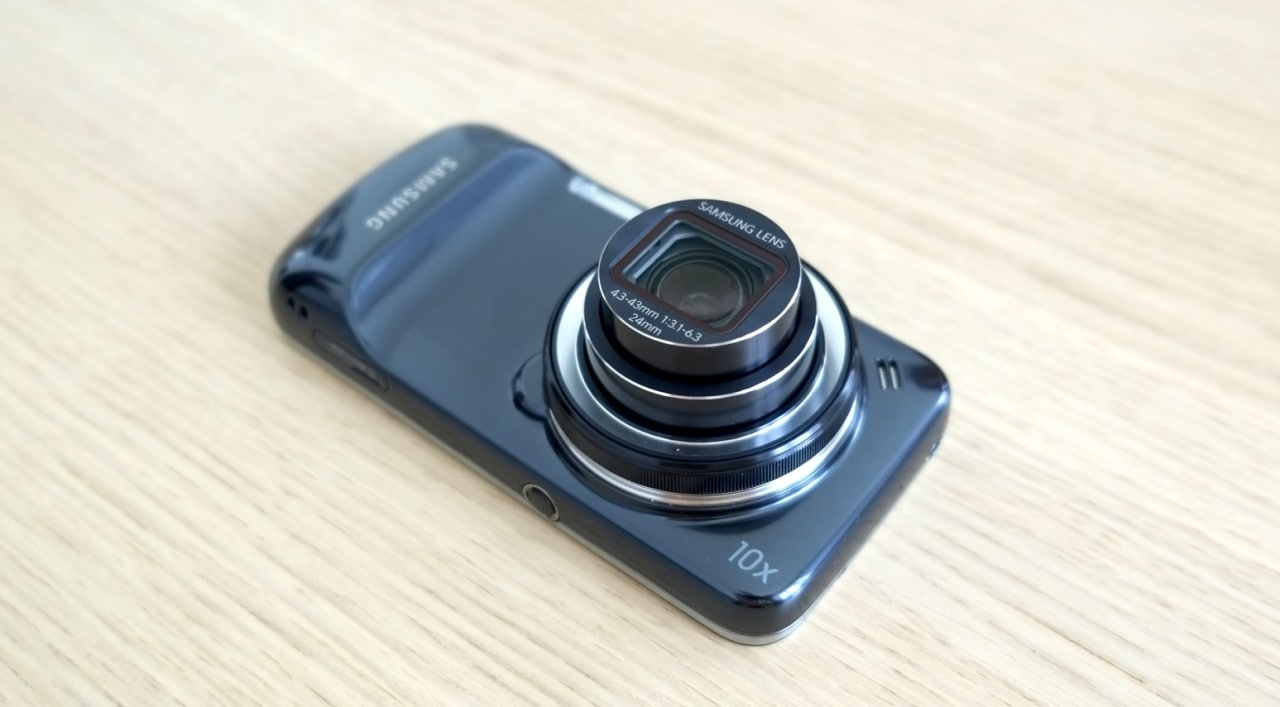 Samsung Galaxy S4 Zoom 09