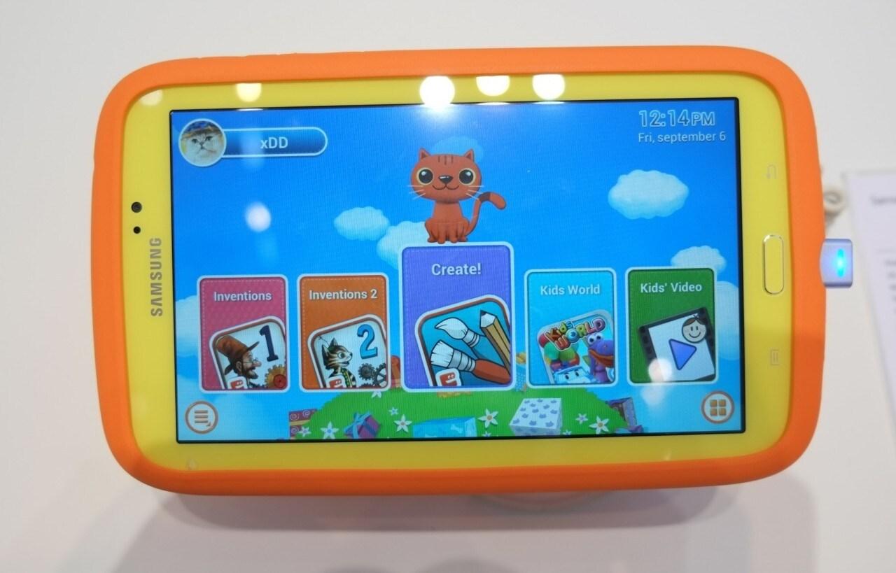 Samsung Galaxy Tab 3 Kids 1