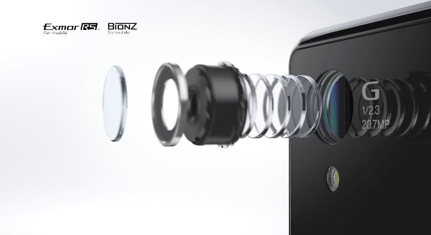Sony xperia z1 camera