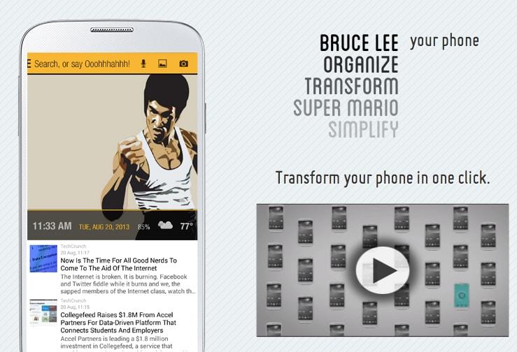 Themer di MyColorScreen: in arrivo l'app definitiva per la personalizzazione di Android?