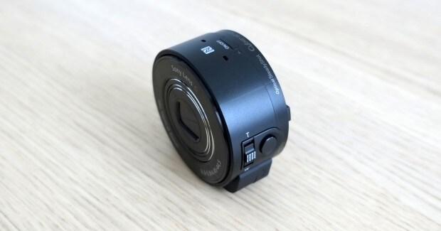 Sony QX10 1