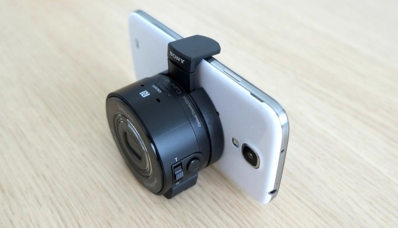 Sony rilascia un nuovo firmware per le Smart Lens QX10 e QX100