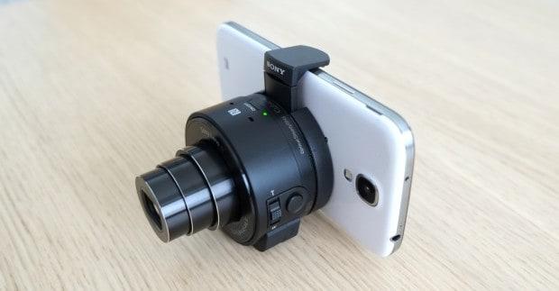 Sony QX10 6