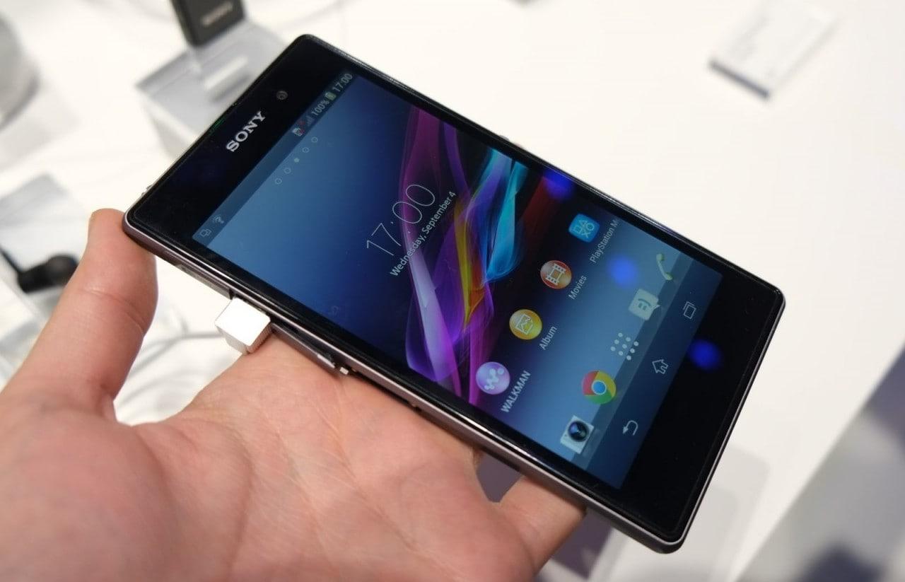 Sony Xperia Z1 02