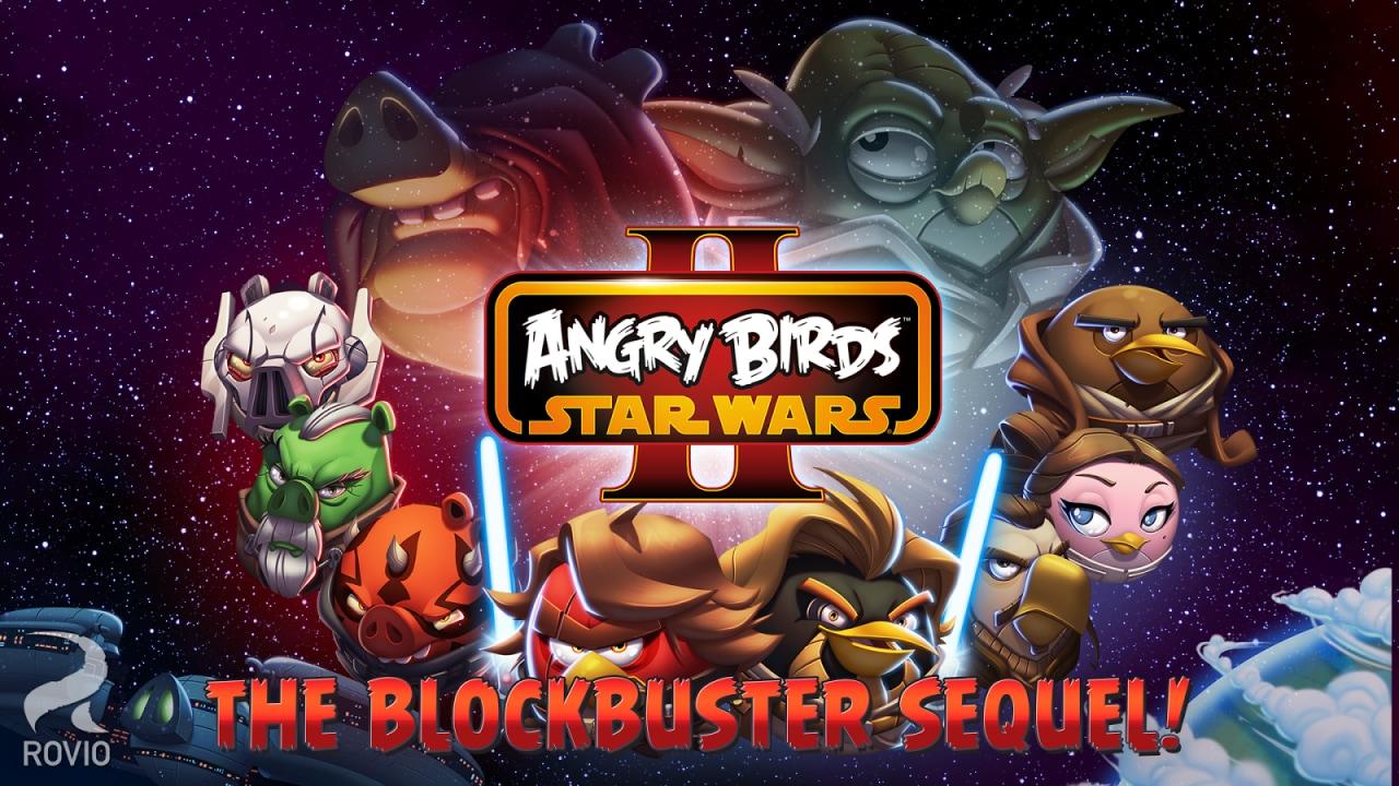 Angry Birds Star Wars II si aggiorna con nuovi livelli e personaggi