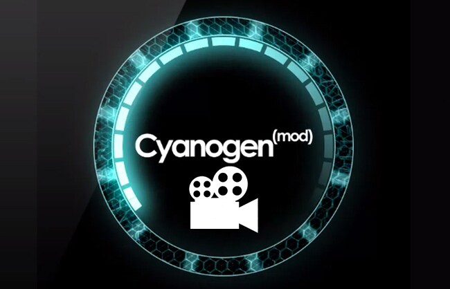 cyanogenmod screen recording
