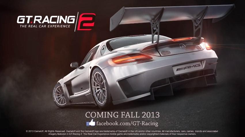 Gameloft annuncia GT Racing 2: The Real Car Experience, nuovo gioco di corse in arrivo ad autunno