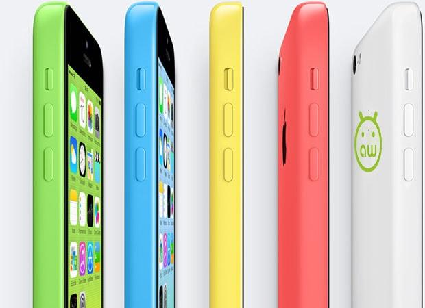 iphone 5c aw