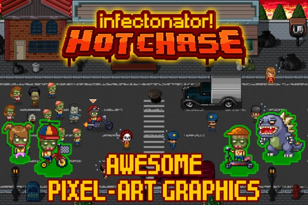 infectonator hot chase header