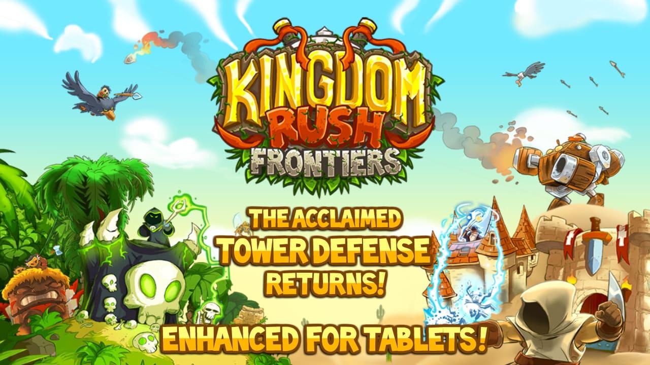 kingdom rush frontiers header