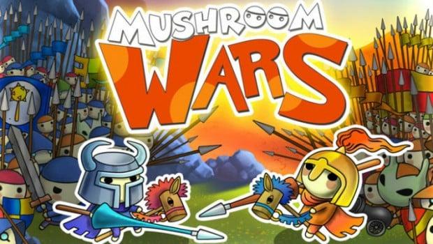 mushroomwars titolo