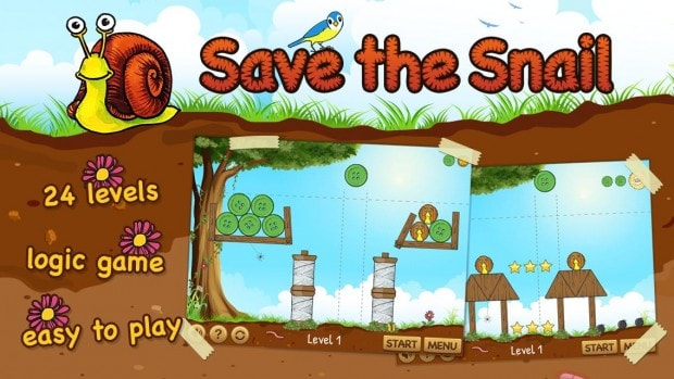 save the snail 1