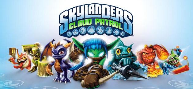Skylanders cloud patrol il dito pi veloce dei cieli for Il piu alto dei cieli cruciverba