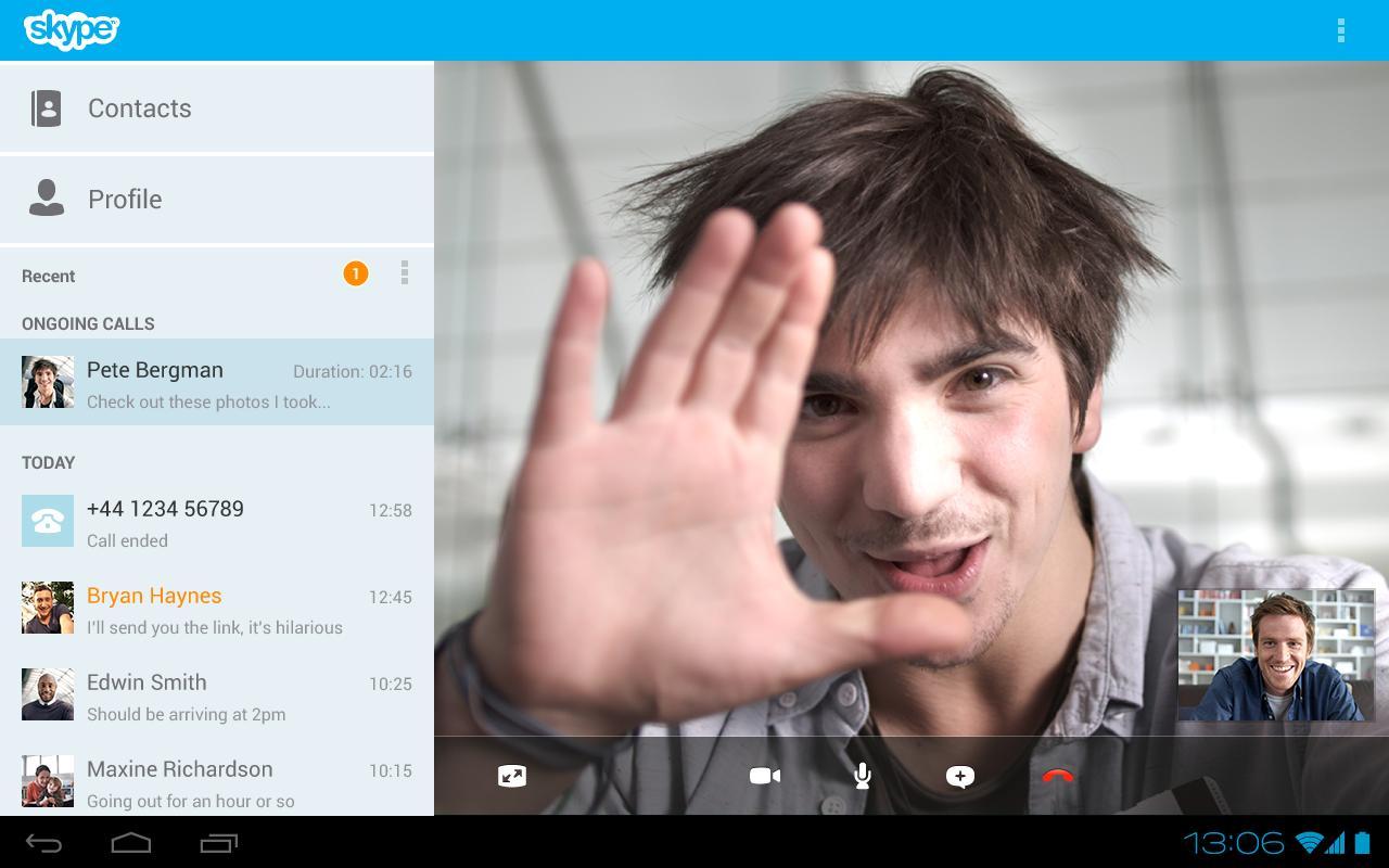 Skype ora ci dice quando ci stanno scrivendo