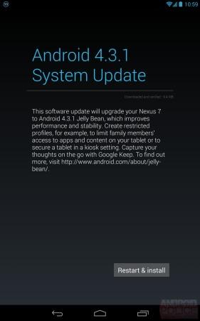 4.3.1 update