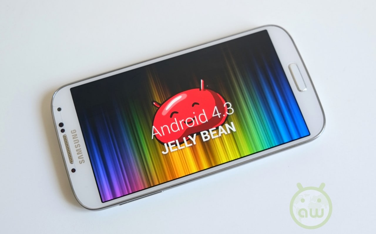 Android 4.3 su Galaxy S4