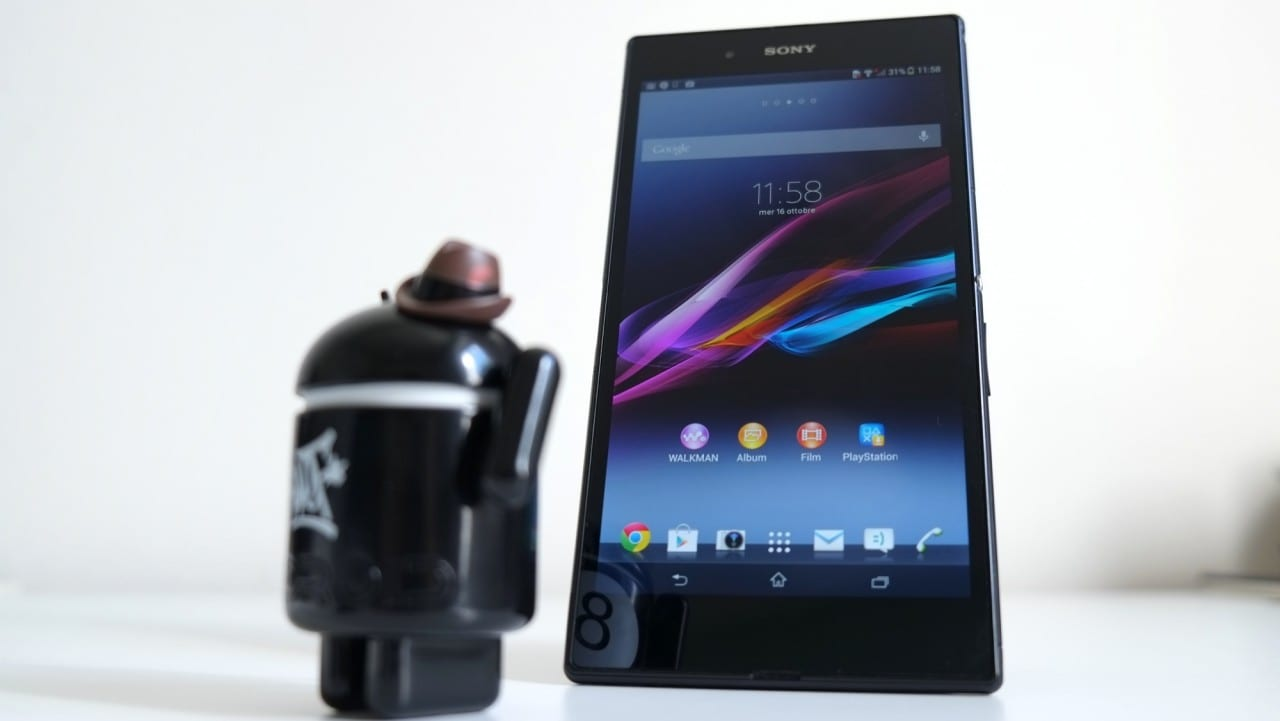 Unboxing Sony Xperia Z Ultra