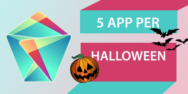 5 app per Halloween
