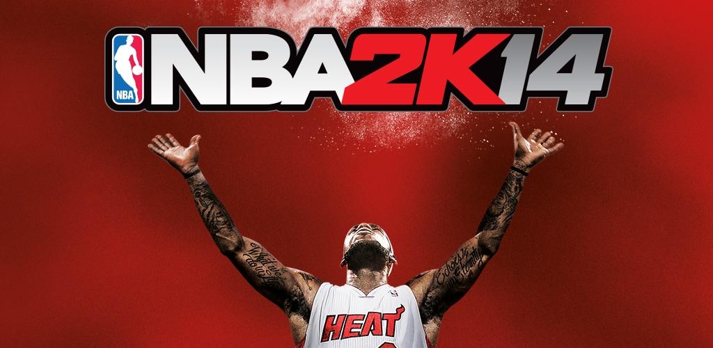 NBA 2K14 header