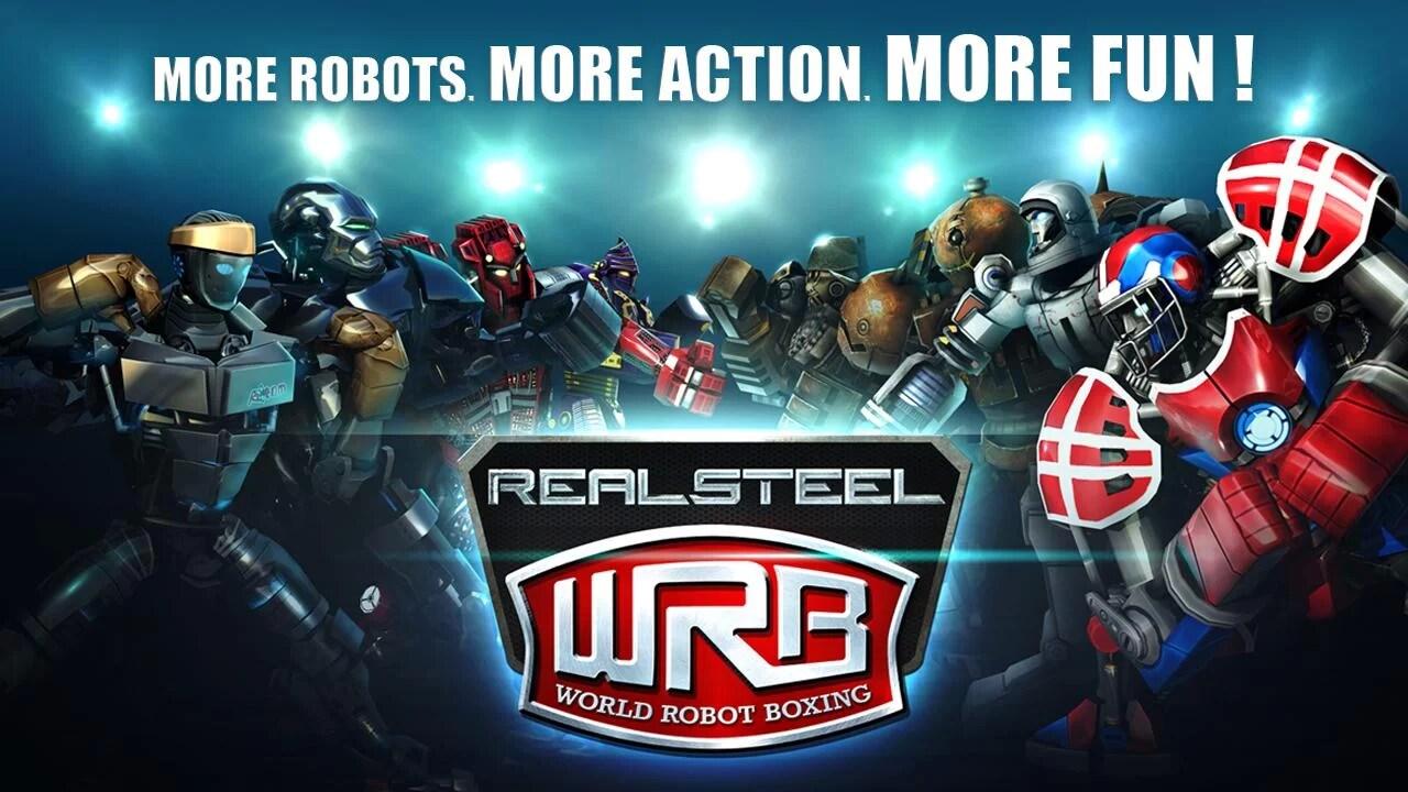Real Steel World Robot Boxing header