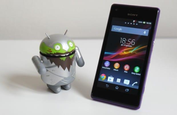 Sony Xperia M 8