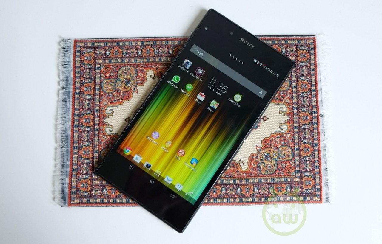 Sony Xperia Z Ultra 4