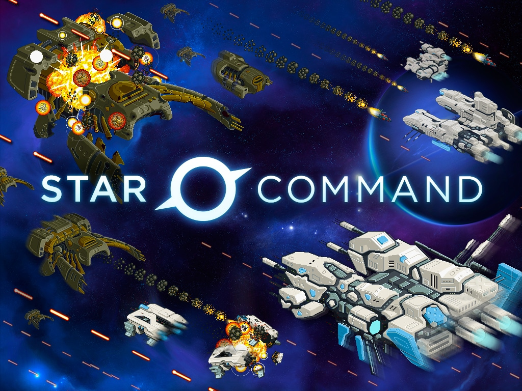 Star Command header