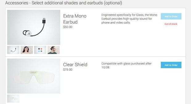 accessori glass