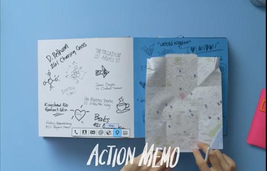 action memo