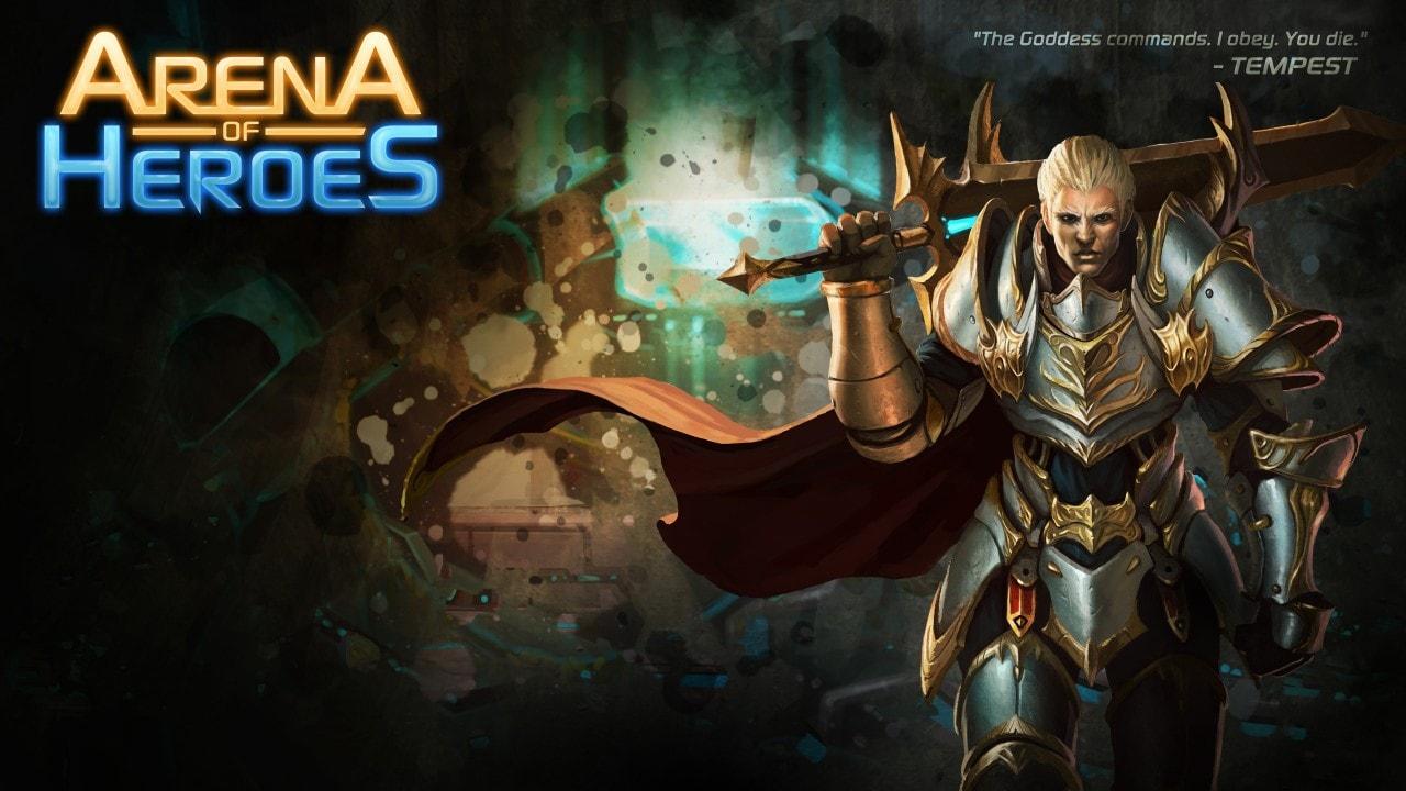 arena of heroes header al