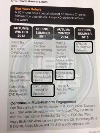 brochure disney lego